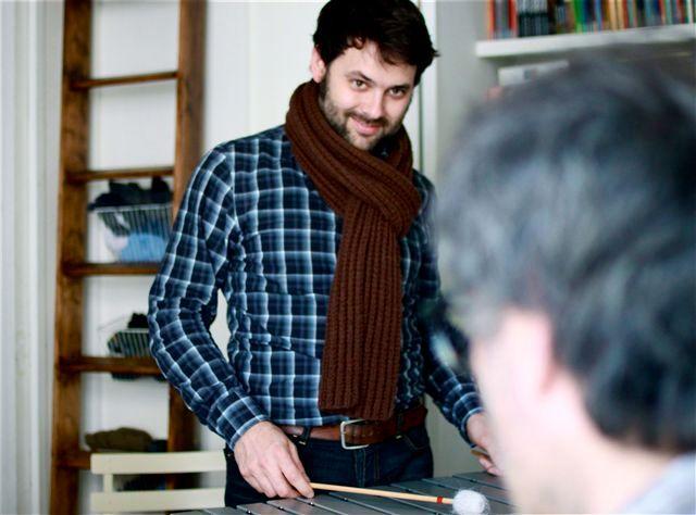 Nicolas Mathuriau, musicien de Vincent Delerm