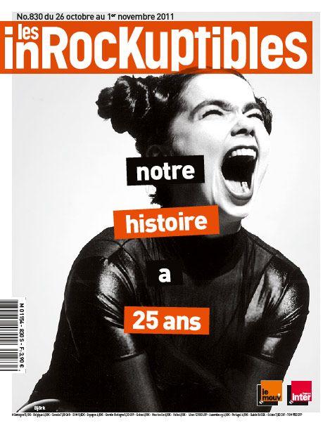 Les Inrocks Numéro spécial 25 ans