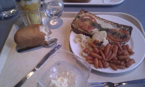 Plateau repas, cantine