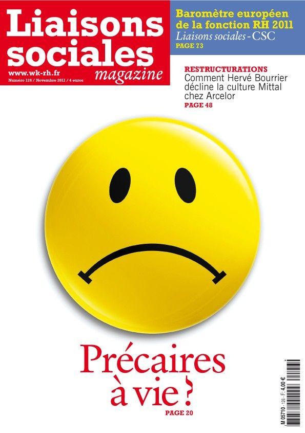 Liaisons sociales couverture nov 2011