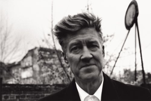 David Lynch - Photo de Heidrun Reshöft