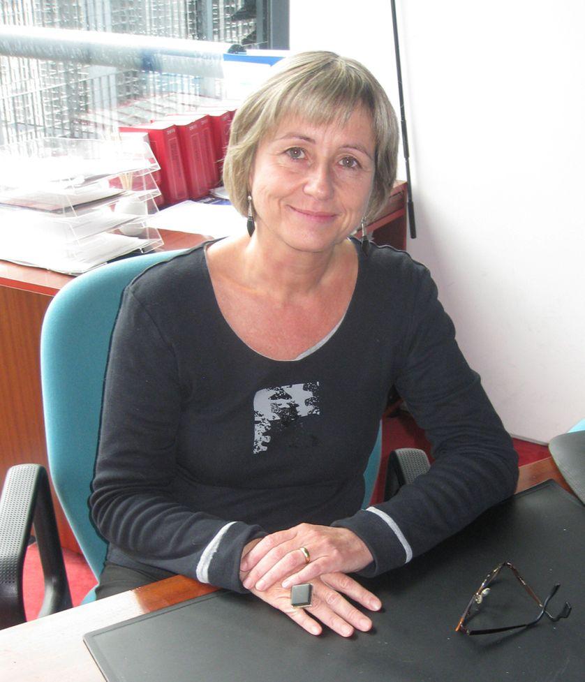 Véronique Rouillon, vice-présidente au Tribunal pour enfants de Nantes