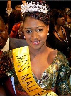 Miss Mali France 2011