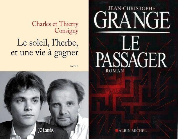 Thierry et Charles Consigny et Jean-Christophe Grangé
