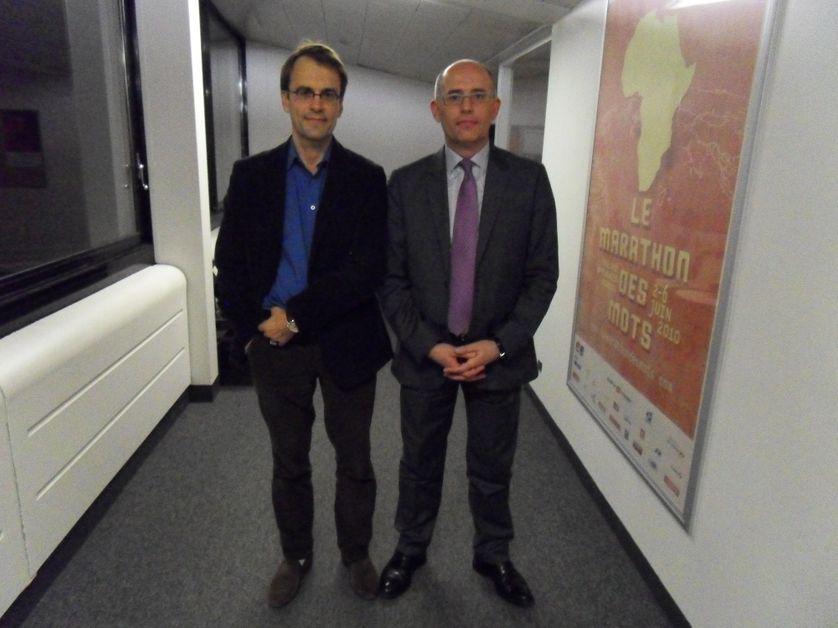 Sylvain Kahn, Claude Nicolet