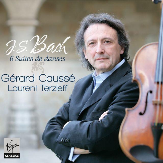 Suites de Bach par Gérard Caussé
