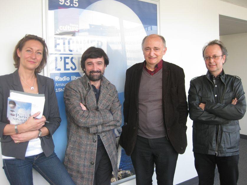 A. Luneau, R. Royer, B. Belhoste, J-L Chappey