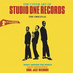 Soul Jazz Studio One Book