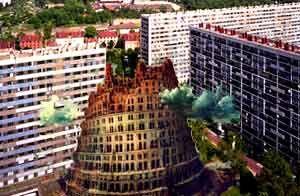 Babel à la Courneuve