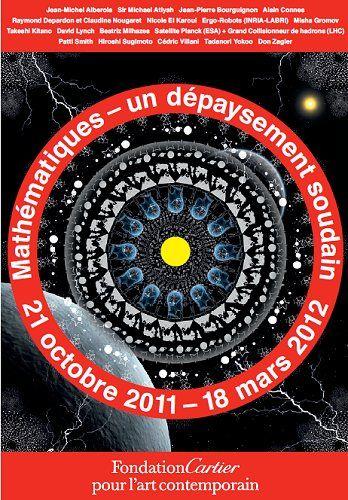 """Exposition """"Les mathématiques, un dépaysement soudain"""""""