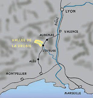 La vallée de la Drobie