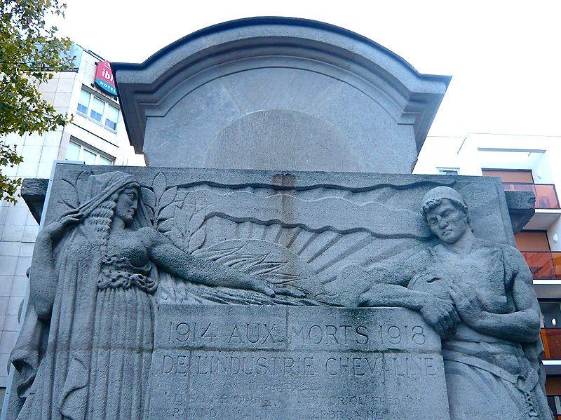 monument à la mémoire des morts de l'industrie chevaline