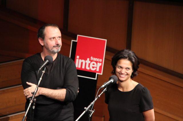 Isabelle Giordano et Daniel Morin