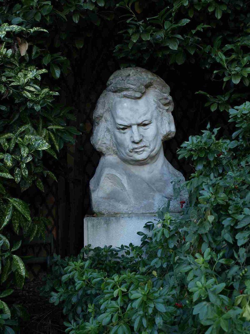 Buste de Balzac