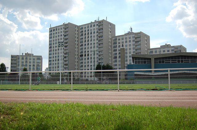 Cité de Saint-Ouen
