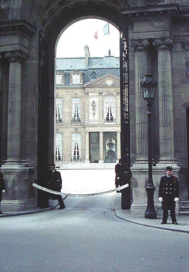 L'Elysée 1983