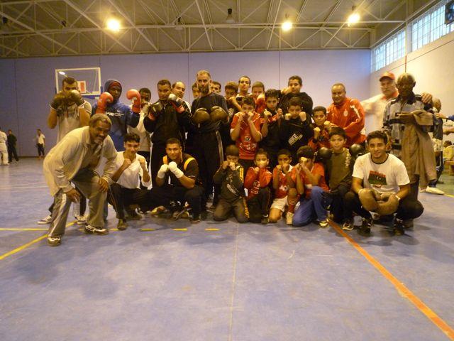 Enfants boxe