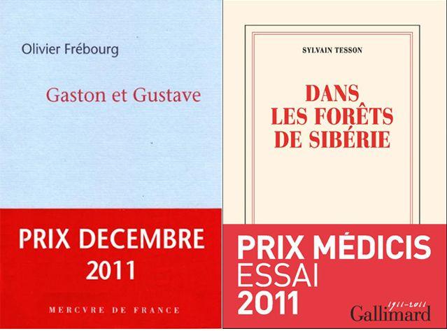 dans les forets de SIbérie // Gustave et Gaston