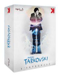 DVD tarkowski l'intégrale