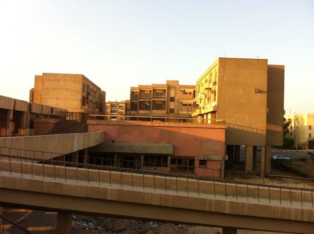 Immeubles du Caire