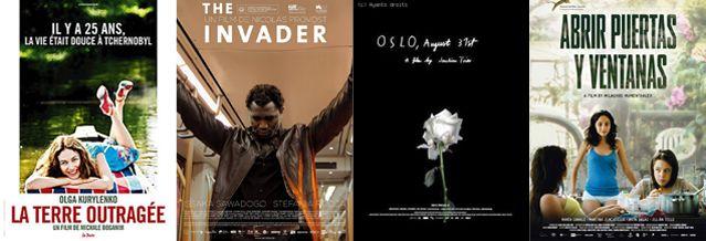 Quelques films sélectionnés