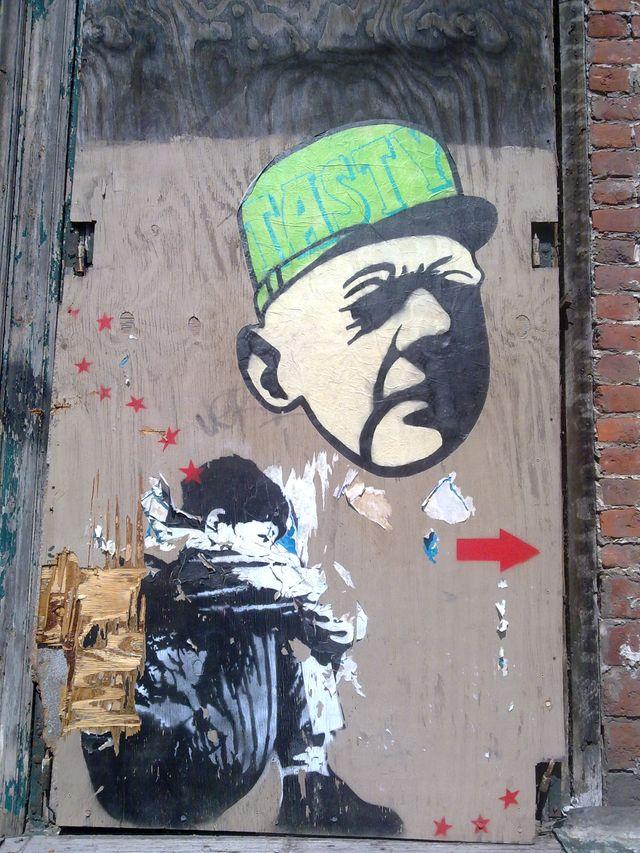 Lille, street art