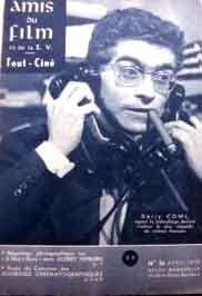 Vintage Magazine 1958