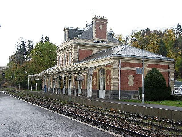 Gare de Royat-Chamalières