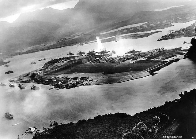 Attaque japonaise sur Pearl Harbor