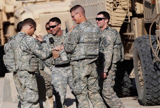 Les Américains quittent l'Irak