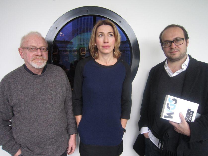 Patrick CHARBONNEAU, Gwenaëlle AUBRY et Mathieu LARNAUDIE