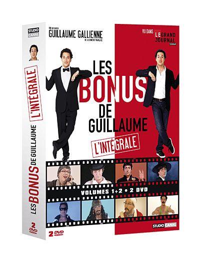 Les Bonus de Guillaume, L'intégrale.