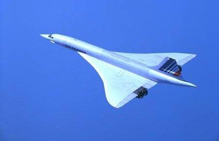 Relaxe générale dans l'affaire du Concorde