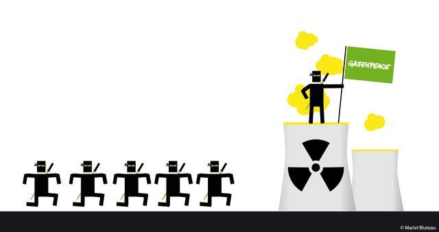 #CLAC SON 6 : Opération commando de Greenpeace