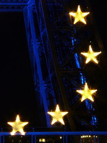 Toutr Eiffel - Union européenne