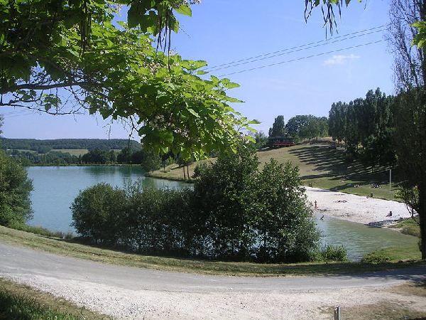 Lac de Montcuq