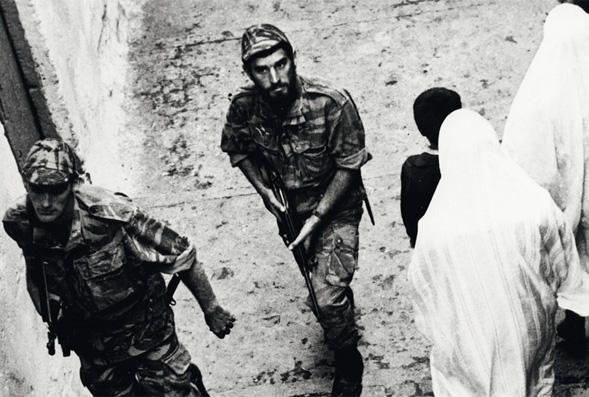 Guerre d'Algérie images et représentations au Forum des Images