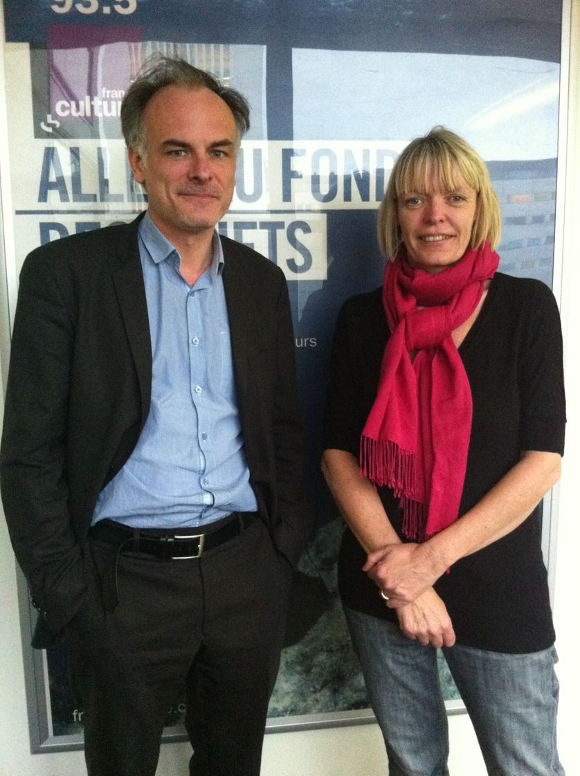 Sophie Coignard et Romain Gubert