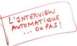 blogcs itw automatique... ou pas
