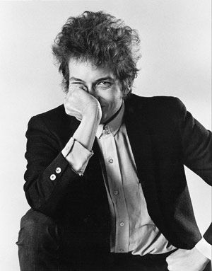 Bob Dylan Hand To Face 1965, NYC