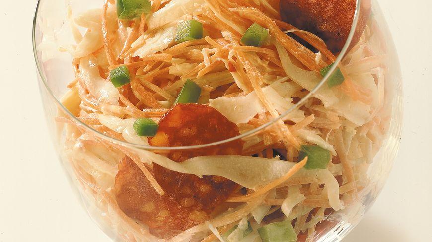 recette-5304-Salade coleslaw aux saveurs espagnoles