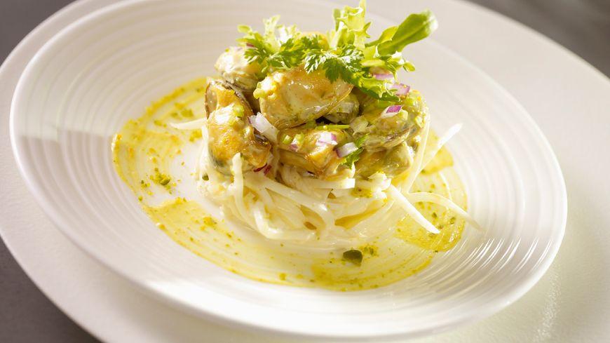 R moulade de moule et c leri condiment s sauce indienne - France bleu orleans cuisine ...