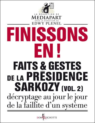 finissons en