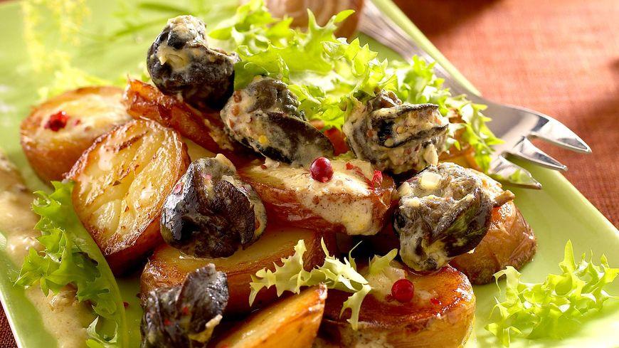 recette-5421-La course d'escargots de Monsieur Parmentier...
