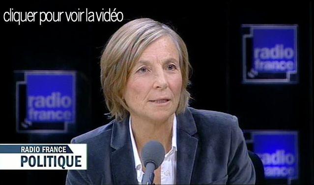 Marielle de Sarnez avec L