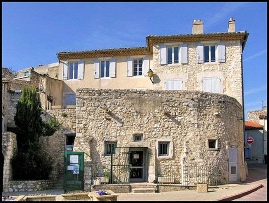 Donzère, l'ancien musée provençal devenu centre culturel