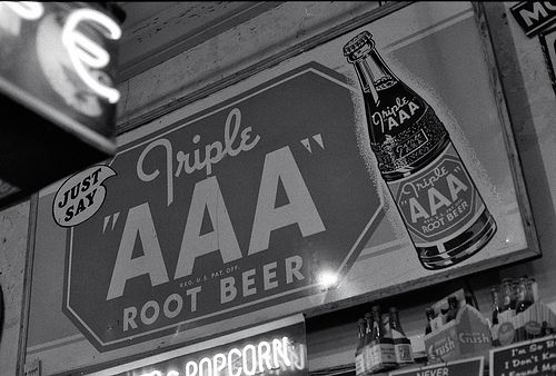 ROOT BEER Triple AAA