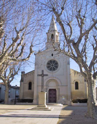 Eglise de Redessan