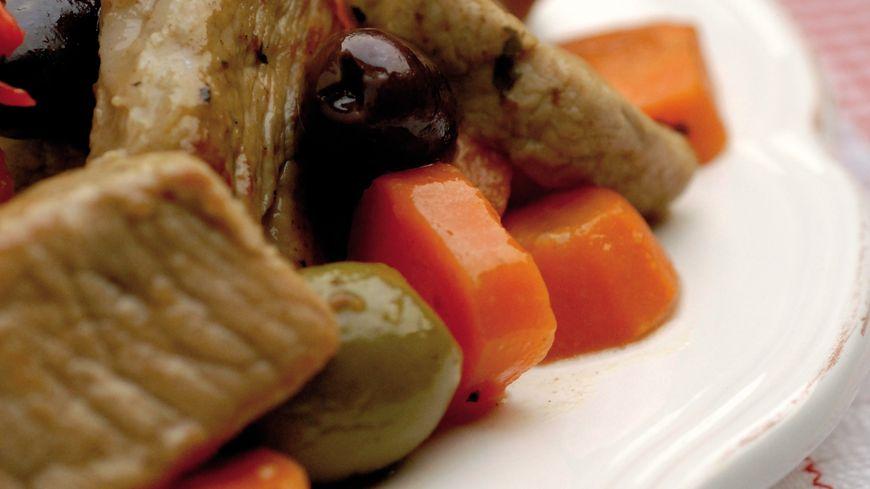 Saut de veau la proven ale for France bleu orleans cuisine