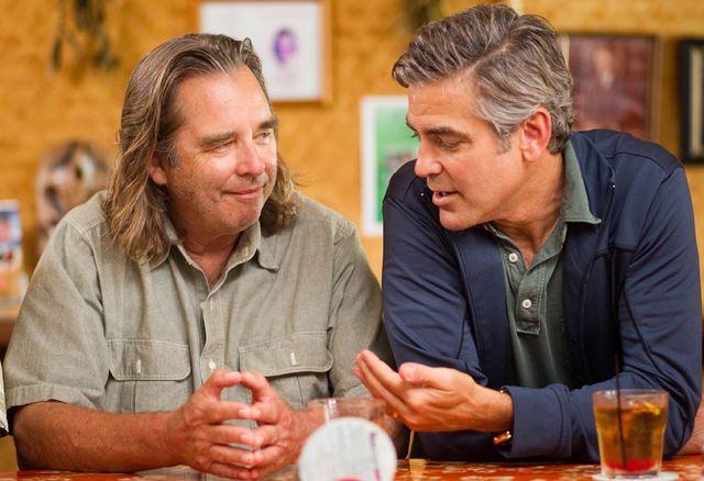 Beau Bridges et George Clooney